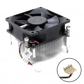 Ventirad CPU PC Dell OptiPlex 390 3010 DT MT 00KXRX 07VJ1G 092584 0MMJF0 4-Pin