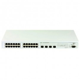 Switch 3Com 3C17400 3824 1740-010-000-3.00 10/100/1000 Gigabit 24 Ports RJ-45