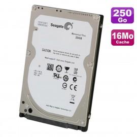 """Disque Dur 250Go SATA 2.5"""" Seagate Momentus ST250LT003 CP588002-02 9YG14C-058"""