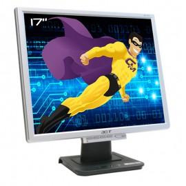 """Ecran PC Pro 17"""" ACER AL1716As ET.1716P.175 VGA 5:4 VESA 1280x1024 LCD TFT"""