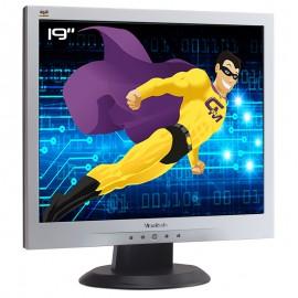 "Ecran PC 19"" ViewSonic VA903m-2 VS11305 VGA 5:4 VESA 1280x1024 LCD TFT TN"