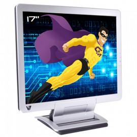 "Ecran PC Pro 17"" V7 R1711 VIDEOSEVEN VGA 5:4 TFT TN LCD 1280x1024"