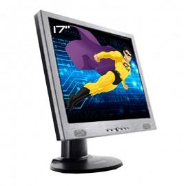 """Ecran PC Pro 17"""" Terra 1700PV WM1700 VGA DVI-D 5:4 TFT TN LCD 1280x1024"""
