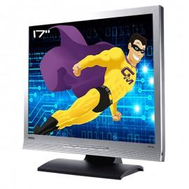 "Ecran PC Pro 17"" BenQ Q7C5 FP72E VGA DVI-D 5:4 TFT TN LCD 1280x1024"