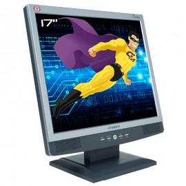 """Ecran PC Pro 17"""" Hyundai ImageQuest L70S L17A0D080 VGA 5:4 TFT TN A-Si LCD"""