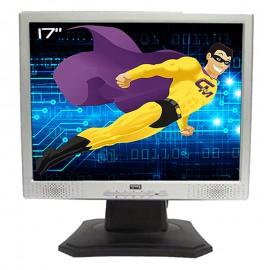 "Ecran PC Pro 17"" ELONEX MN017TCVBS VGA 4:3 TFT LCD"
