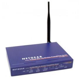 Serveur Print Firewall NETGEAR FWG114P 272-10139-03 5x RJ-45 1x Port 9Pin 1x USB