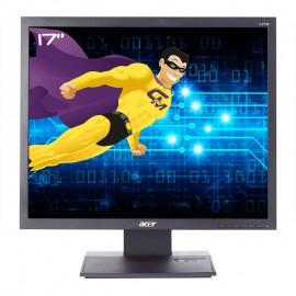 """Ecran PC 17"""" Acer V173 LED TFT TN 4/3 VGA 1280x1024"""