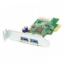 Carte Dual USB 3.0 Acer RA354EPCB11 PA.14000.067 RA354E-5 PCI-e Low Profile