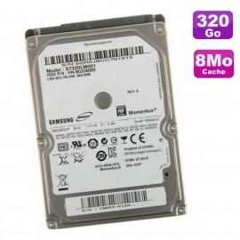"""Disque Dur 320Go SATA 2.5"""" Samsung Seagate Momentus ST320LM001 HN-M320MBB/EX2"""