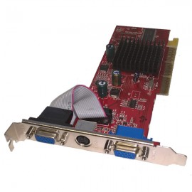 Carte Graphique ATI Radeon 7000 35-7767-11-GM 32Mo DDR AGP 2x VGA S-Video