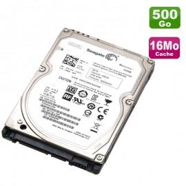 """Disque Dur 500Go SATA 2.5"""" Seagate Momentus ST9500423AS PC Portable 16Mo"""