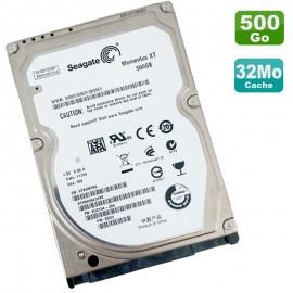 """Disque Dur 500Go SATA 2.5"""" Seagate Momentus XT ST9500423AS PC Portable 32Mo"""