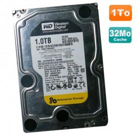 Disque Dur 1To SATA 3.5 WD RE3 Enterprise Storage WD1002FBYS-02A6B0 7200RPM 32Mo