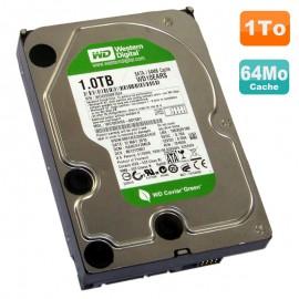 "Disque Dur 1To Western Digital WD10EARS-00Y5B1 3.5"" SATA Caviar Green 5400 64Mo"