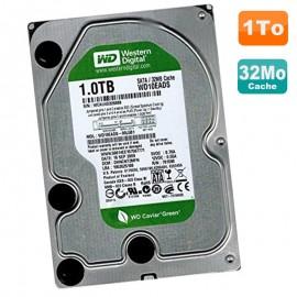 """Disque Dur 1To Western Digital WD10EADS-00L5B1 3.5"""" SATA Caviar Green 7200 32Mo"""