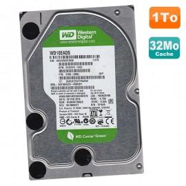 """Disque Dur 1To Western Digital WD10EADS-65M2B1 3.5"""" SATA Caviar Green 7200 32Mo"""