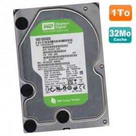 """Disque Dur 1To Western Digital WD10EADS-65M2B0 3.5"""" SATA Caviar Green 7200 32Mo"""