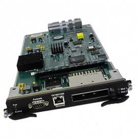 FOUNDRY RX-BI-MR 35524-001C RS-232 RJ-45 Brocade Netlron XMR MLX Rack Management
