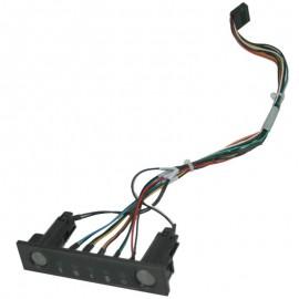 Front Panel HP C0241 6017A0012701 5x LED Power Button Proliant ML350 G2 FOXCONN