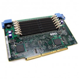 Memory Expansion Board Dell 0747JN 747JN 84FEM PowerEdge 4600 6xSlots DIMM SDRAM