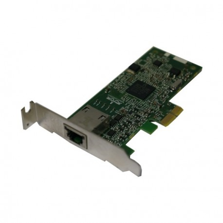 Carte Réseau 1000Mbps Broadcom BCM5722 PCI-Express x1 0D765K D43042 Low Profile