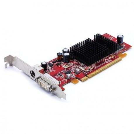 Carte Graphique ATI Radeon X600 128MB DVI-I SVideo PCI-Express H9142 102A2604402