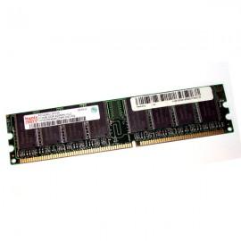 512Mo RAM HYNIX HYMD564646CP8R-D43 DIMM DDR 184Pin PC-3200U 400Mhz 1Rx8 DDR1 CL3