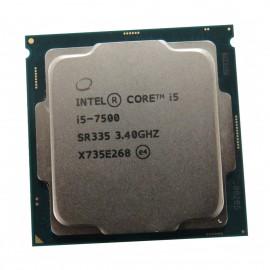 Processeur CPU Intel Core i5-7500 3.4Ghz 6Mo SR335 FCLGA1151 Quad Core Kaby Lake