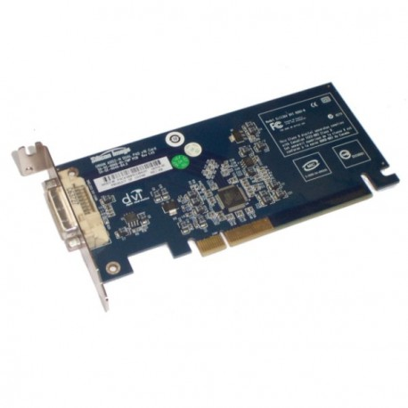 Carte Adaptateur DVI-D ADD2-N Pci-Express HP 398333-001 Double Ecran Low Profile