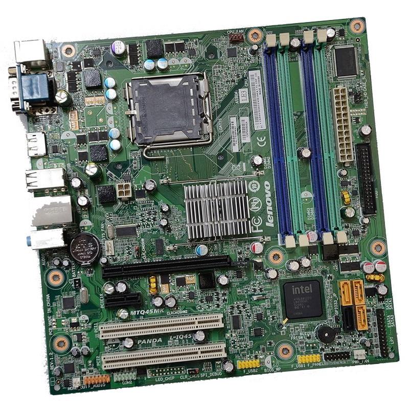 Carte Mère PC Lenovo L-IQ45 MTQ45MK FRU 89Y9301 ThinkCentre M58 MotherBoard  - MonsieurCyberMan