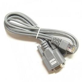 Câble Adaptateur DB9 vers RJ-45 CAB-00010/AA 180cm Gris NEUF