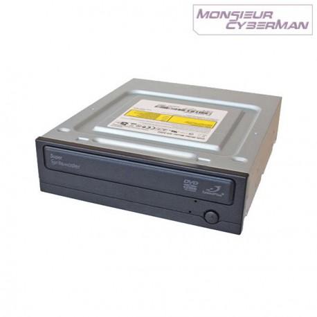 Graveur interne DVD±RW Double Couche SAMSUNG WriteMaster SH-S222A 48x IDE Noir