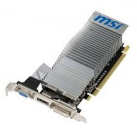 Carte Graphique MSI GeForce G210 N210-MD1GD3H/LP 1Go DDR3 PCI-e VGA HDMI DVI-I