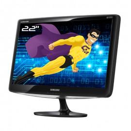 """Ecran 22"""" SAMSUNG SyncMaster B2230H LS22PUHKF/EN VESA HDMI VGA DVI Wide 16:9 LCD"""