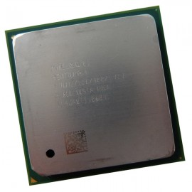 Processeur CPU Intel Pentium 4 SL6BD 1.7Ghz 256Ko 400Mhz Socket 478 mPGA478B
