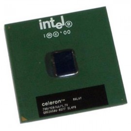 Processeur CPU Intel Celeron 700Mhz SL4P8 Socket 370 FC-PGA Coppermine-128Ko