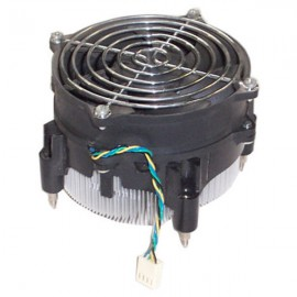 Ventirad Processeur HP 381874-001 CPU Heatsink Fan 4-Pin DC5100 MT DC7600 CMT