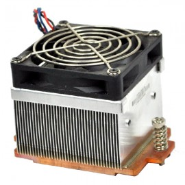 Ventirad Processeur HP 376256-004 CPU Heatsink Fan 3-Pin 15cm DX5150 MF SFF