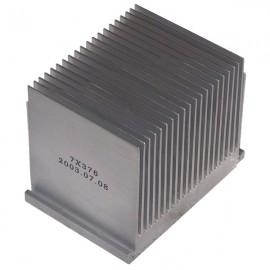 Dissipateur Processeur DELL 07X376 7X376 CPU Heatsink OptiPlex GX60 GX260 LGA478