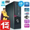 PC Fujitsu Esprimo E720 E85+ SFF Core I5-4570 8Go Disque 240Go SSD Wifi W7