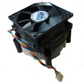Ventirad Processeur HP AVC 462973-001 DX2400 DX7500 CPU Heatsink Fan 4-Pin 16cm