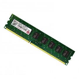 8Go Ram Serveur Transcend TS1GLK72V3H DDR3 PC3-10600E ECC 1333Mhz 2Rx8 CL9