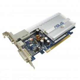Carte ASUS GeForce EN7200GS/HTD/128M/A VGA DVI-I S-Video DDR2 256Mo PCI-E