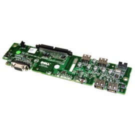 Front Panel I/O Dell 01012FF00-000-G 0J402J PowerEdge R410 Power Button Board