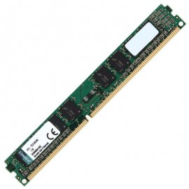 4Go RAM PC Bureau KINGSTON KTL-TC316S/4G DDR3 PC3-12800U 1600 1Rx8 Low profile