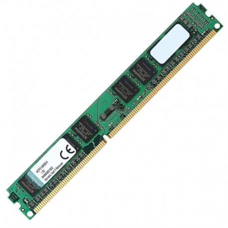 4Go RAM PC Bureau KINGSTON KCP316NS8/4G DDR3 PC3-12800U 1600Mhz 1Rx8 Low profile