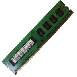4Go RAM PC Bureau Samsung M378B5273BH1-CF8 DDR3-1066 PC3-8500U 240Pin 2Rx8 CL7