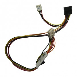 Câble Dell 0FJ172 FJ172 PowerEdge SC1425 Adaptateur ATX 8-Pin 2x SATA Floppy