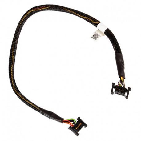 Câble Nappe Dell 0K888G K888G 10Pin Serveur PowerEdge R410 R510 30cm Front Panel